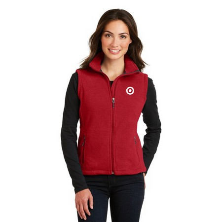 Womens Fleece Vest